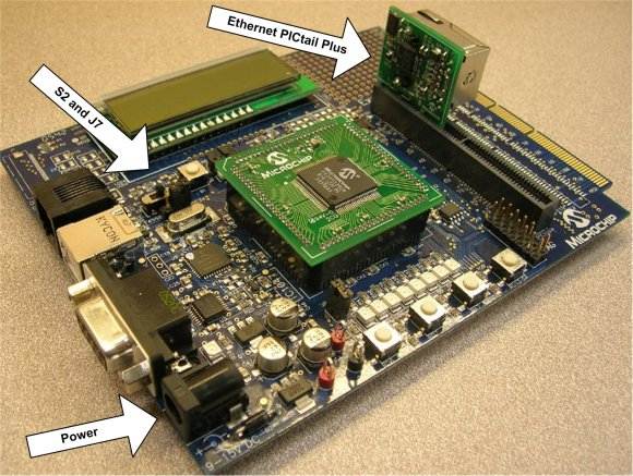 Advancer Ethernet Development Board ENC28J60 Net Webpages Control applications