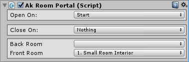 Rooms and Portals Tutorial - Wwise Unity Integration Documentation