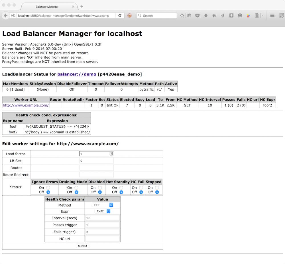 Reverse Proxy Guide - Apache HTTP Server Version 2 4