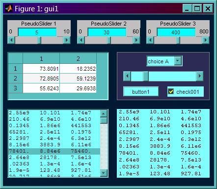 Programming examples - Matlab plt Documentation